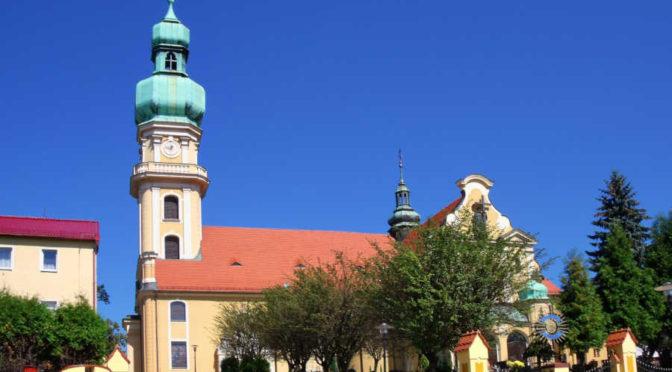 Kościół Świętej Marii Magdaleny – Nieliczne zabytki nowego miasta – Tychy