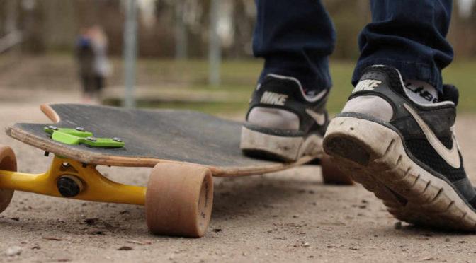 Miejsce dla  skateboardzistów