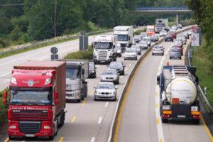 Tyska Droga Krzyżowa i kontrole ciężarówek