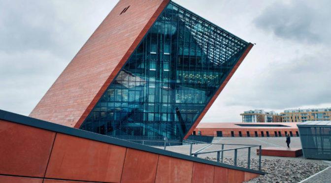Szkło jako materiał budowlany i designerski
