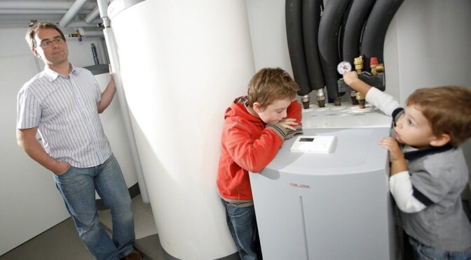 Pompa ciepła i jej zastosowanie w celach grzewczych.